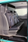 Mobile Preview: Multi-Cab Doppelkabinen Trennwand - Iveco Daily ab 2014-