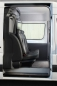 Preview: Multi-Cab Doppelkabinen Trennwand - Mercedes Sprinter (06-)/ VW Crafter (06-16)
