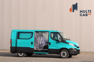 Multi-Cab Doppelkabinen Trennwand - Iveco Daily ab 2014-