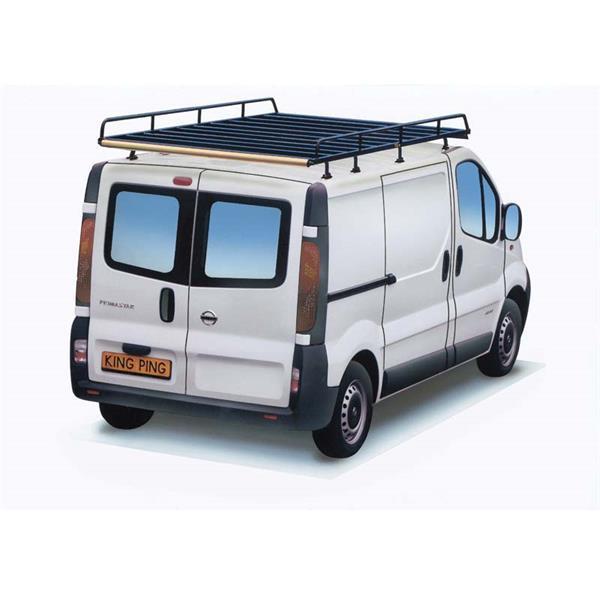 eurotech automotive stahl dachtr ger nissan primastar. Black Bedroom Furniture Sets. Home Design Ideas